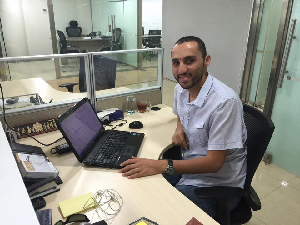 Mohammad | Applications Consultant | ENF Fellow