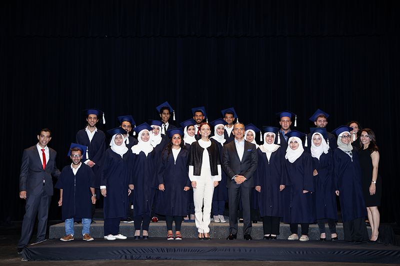 ENF Shares Achievements and Thanks Supporters During Graduation Ceremony