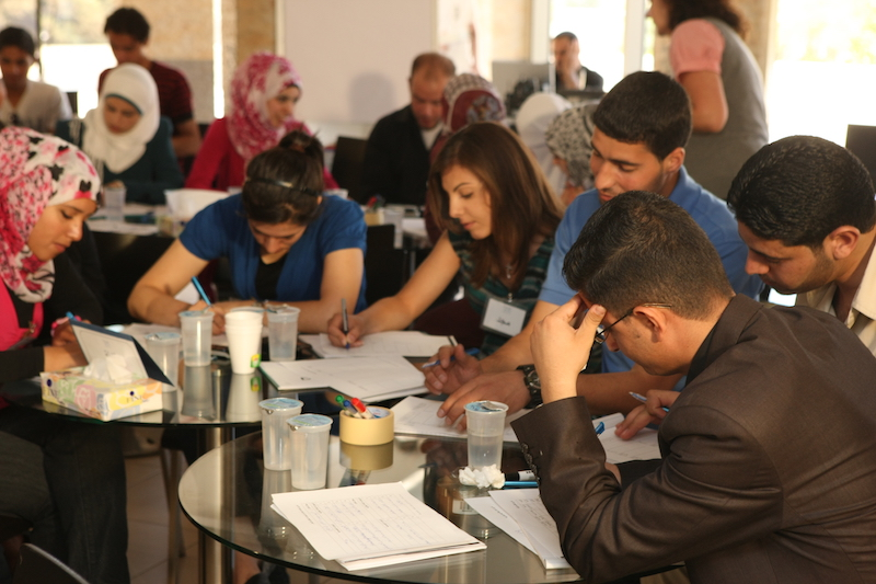Elia Nuqul Foundation (ENF) Organizes an Internship and Employment Awareness Workshop for its scholars